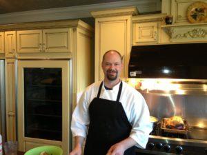 Chef Nathan Carlson