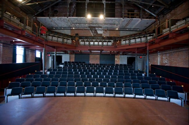 powerhouse theatre seating