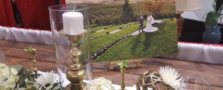 Wedding-display-detail
