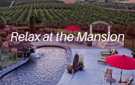 Relax at the Mansion