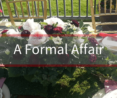 A Formal Affair