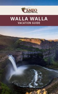 Walla Walla Vacation Guide cover