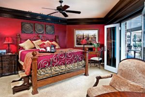 Spanish Suite at Cameo Heights Mansion