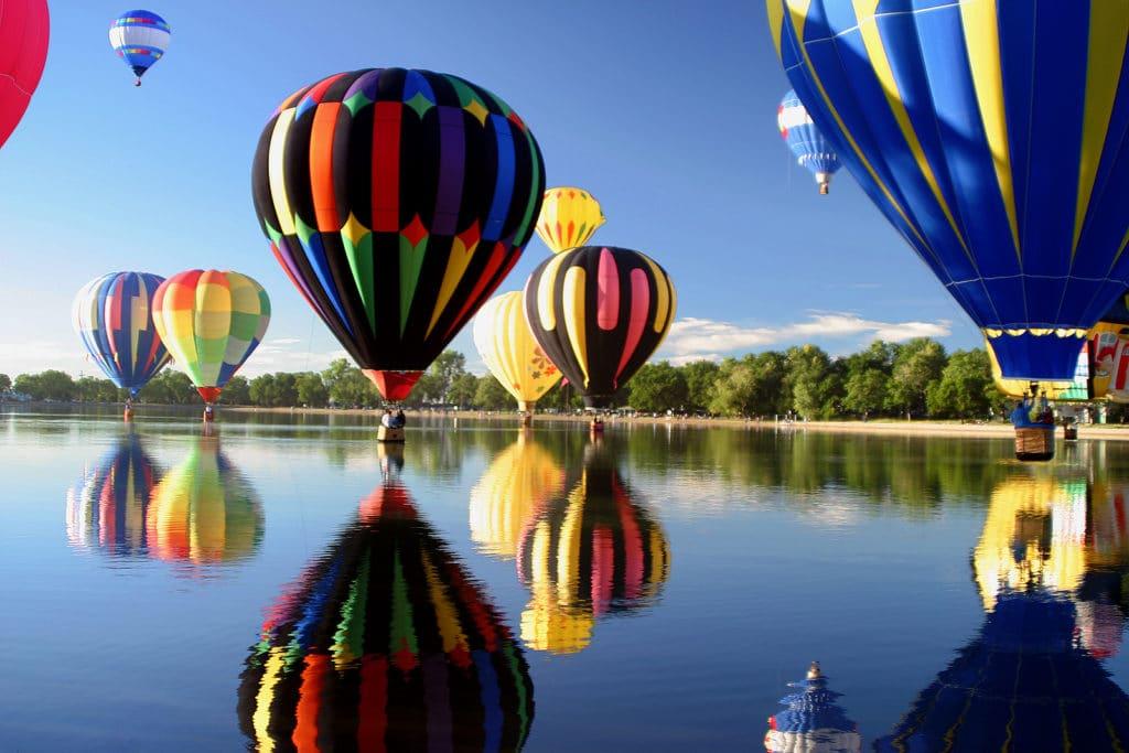 Hot Air Ballooning in Walla Walla WA