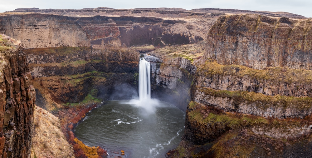 The Stunning Palouse Falls State Park is a short drive from our Walla Walla Bed and Breakfast